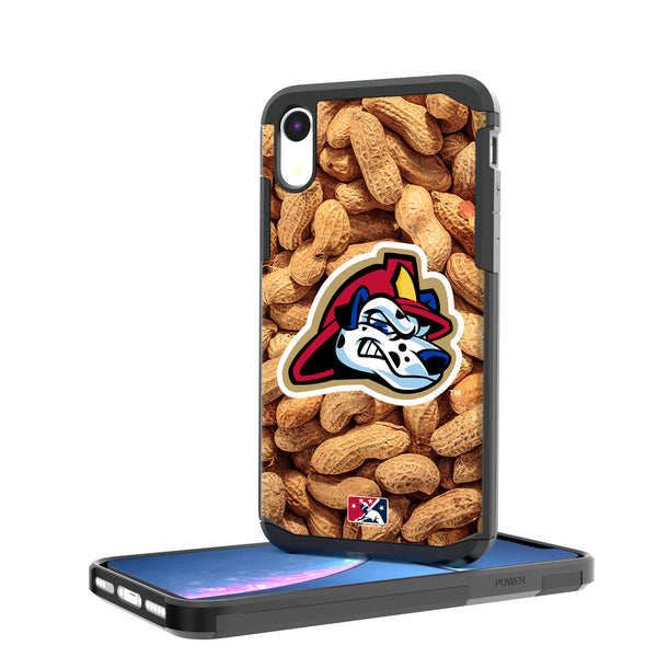 Peoria Chiefs Peanuts iPhone XR Rugged Case