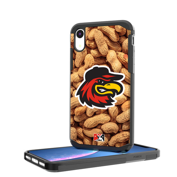 Rochester Red Wings Peanuts iPhone XR Rugged Case