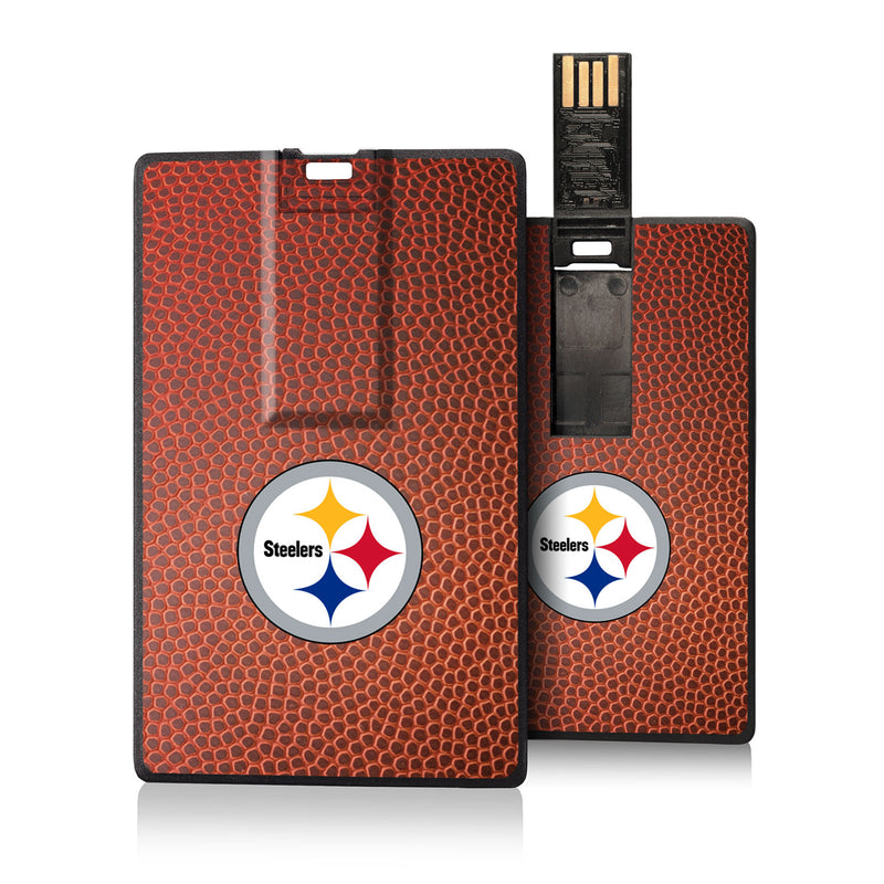 Pittsburgh Steelers Football Credit Card USB Drive 16GB