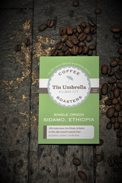 Single Origin - Sidamo, Ethiopia