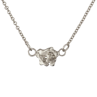 Silver Giants Causeway Necklace Jewellery Online Ireland Loinnir Jewellery
