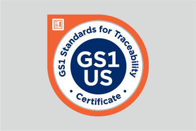 GS1 Standards: Online Traceability Certificate Course