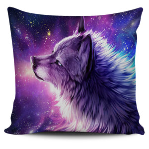 Beautiful Wolf Pillow Cover