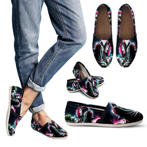 Buddha Pop Art Casual Shoes