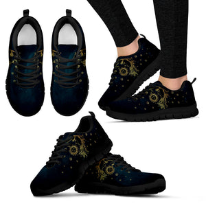 Sun & Moon Women's Sneakers