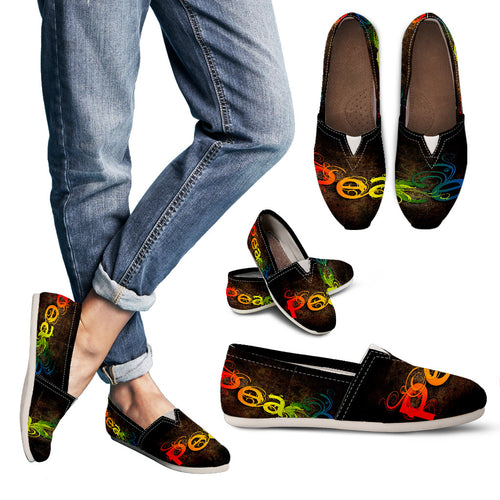 Peace Casual Shoes