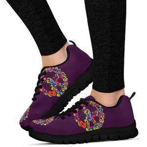 Flowery Peace Women's Sneakers