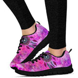 Pink Dreamcatcher Women's Sneakers