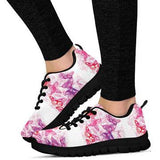 Butterflies Women's Sneakers