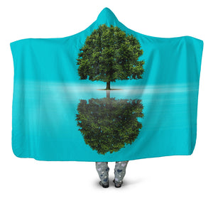 Reflexion Hooded Blanket