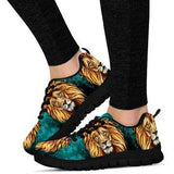 Colorful Lion Women's Sneakers