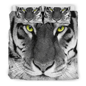 Tiger Eyes Doona Bedding Set