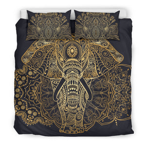 Elephant of Enlightenment Bedding Set