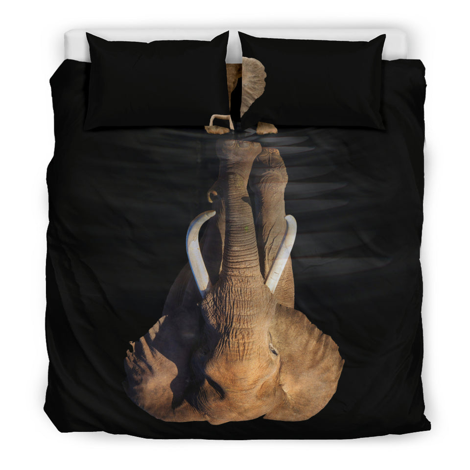 Elephant Dreaming Bedding