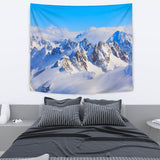 TAPESTRY MOUNTAINS BLUE SKY