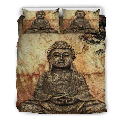 Zen Buddha Bedding Set