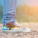 Tree Of Life High Tops