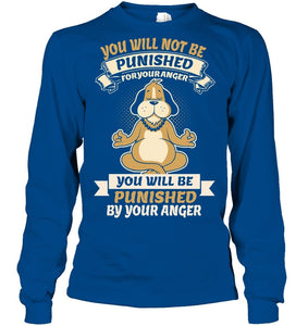Apparel - Punished By Anger Apparel