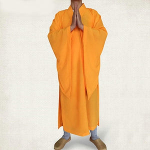 Apparel - Unisex Buddhist Monk Robes
