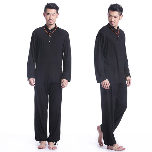 Buddhist/Meditation/Yoga Set Men's Wear - Hilltop Apparel - 1