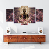 Canvas - Enlightened Buddha Canvas