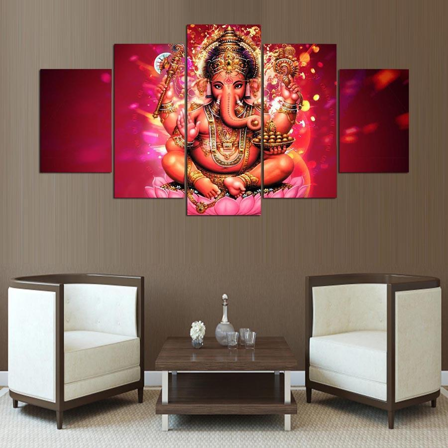 Canvas - Lord Ganesha Canvas