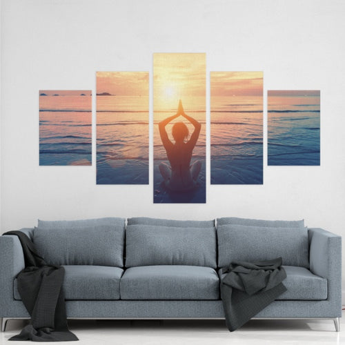 Canvas - Morning Meditation Canvas