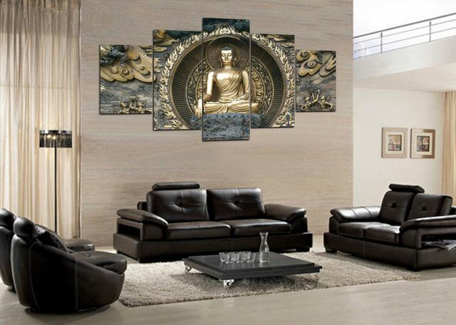 Canvas - Peaceful Buddha Canvas