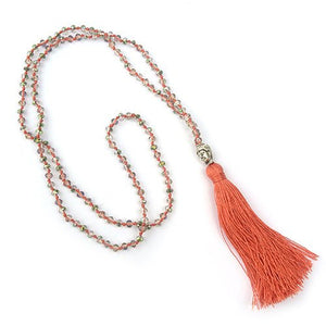 Colorful Beads & Tassel Bohemian Necklaces. - Hilltop Apparel - 5