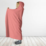 Love Hooded Blanket