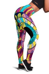 Art Of Mandala Leggings