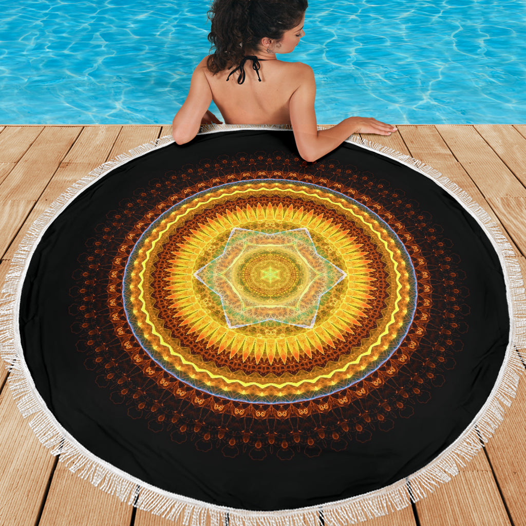 Patter Beach Blanket