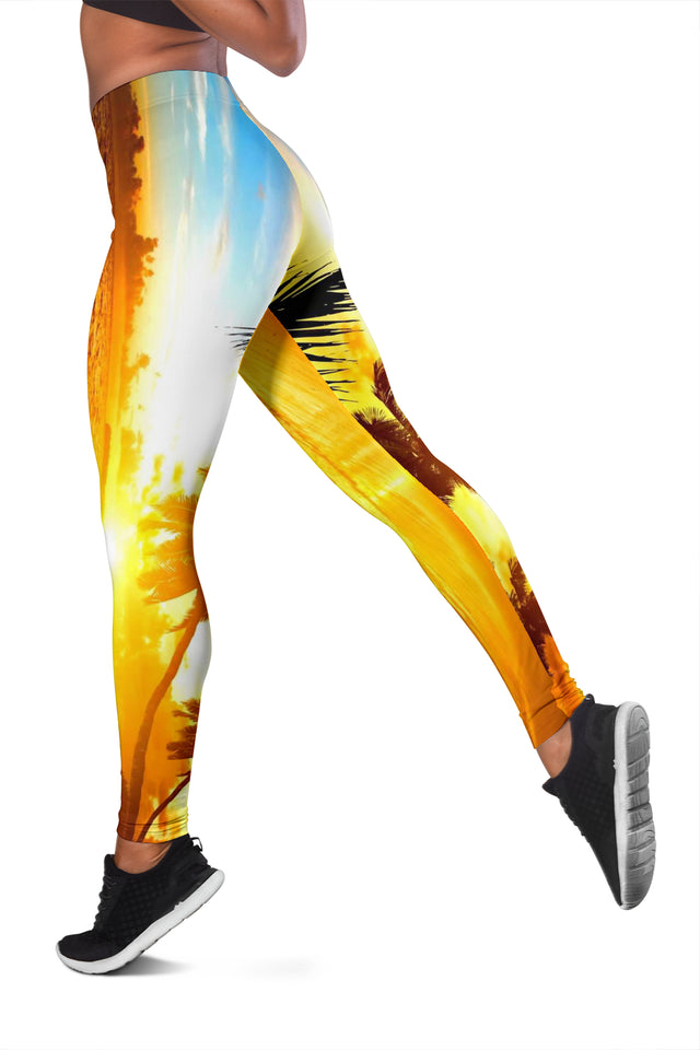 Dance Nation Sunshine Leggings