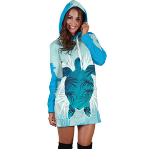 Turtle Hoodie Dress