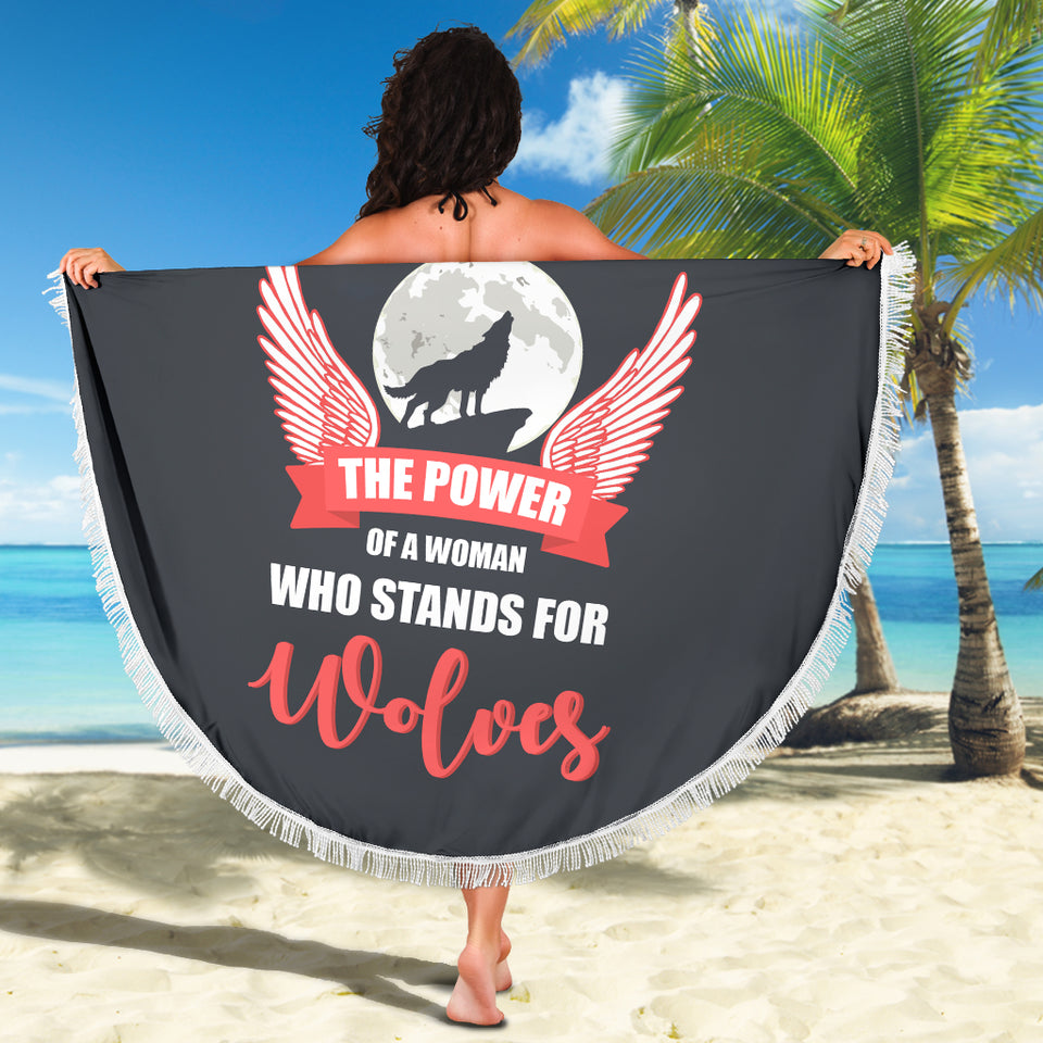 The Power Beach Blanket
