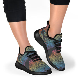Yoga 1 Mesh Knit Sneakers