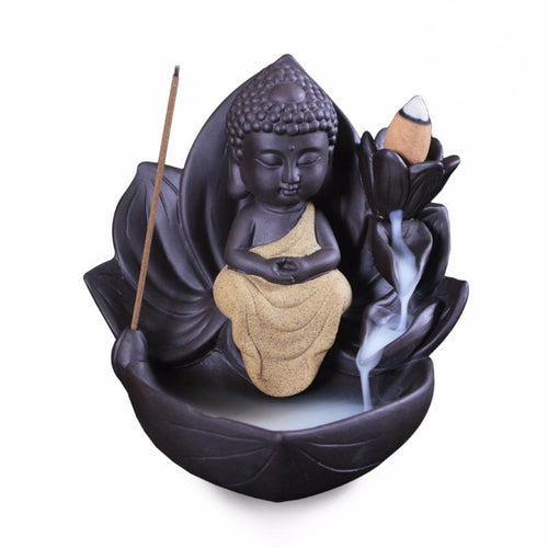 Incense - Guanyin Backflow Incense Burner