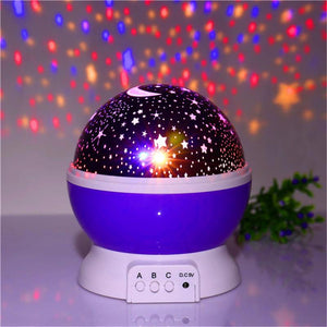 Lights - Moon & Stars Projector Lamp