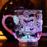 Mug - LED Dragon Mug