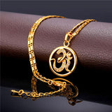 Necklace - OM Necklace