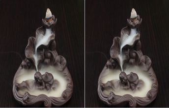 Baby Buddha Incense Burner