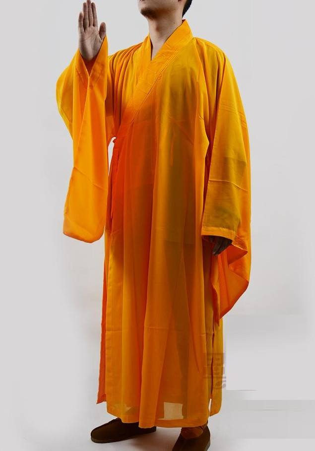 Unisex Buddhist Monk Robes - Hilltop Apparel - 3