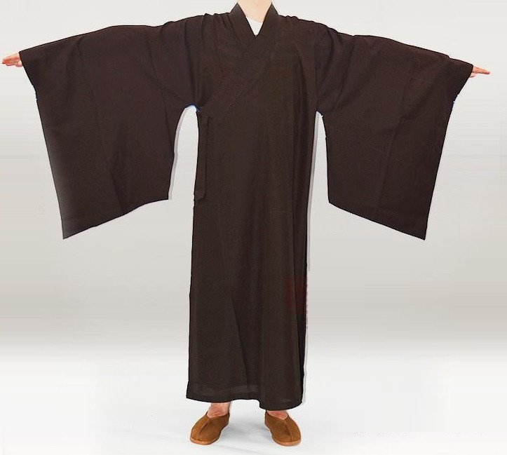 Unisex Buddhist Monk Robes - Hilltop Apparel - 4