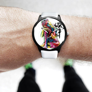 Watch - Limited Edition Buddha Art Watch