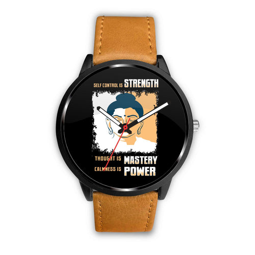 Watch - Strength, Mastery & Power Watch
