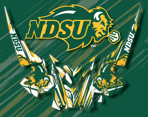 NDSU BISON THUNDER KIT