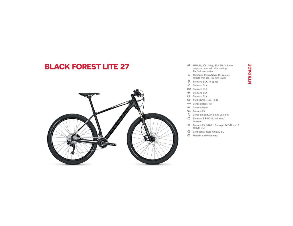 Focus Black Forest Lite 27