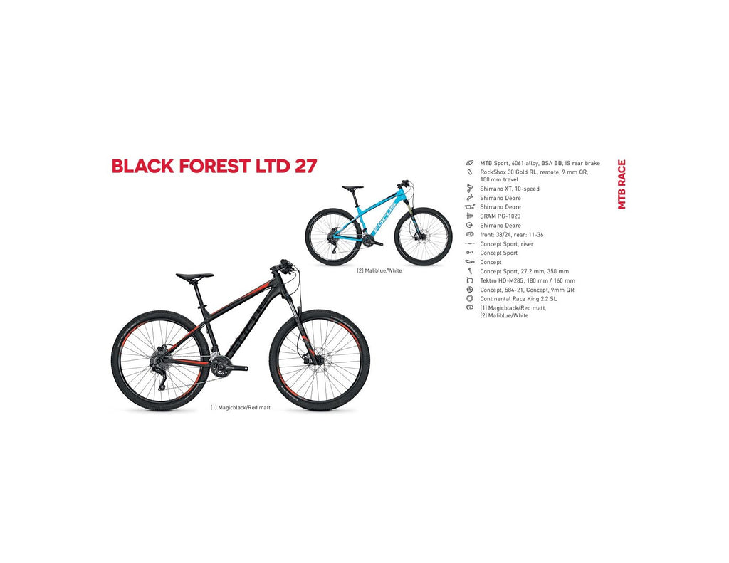 Focus Black Forest LTD 27
