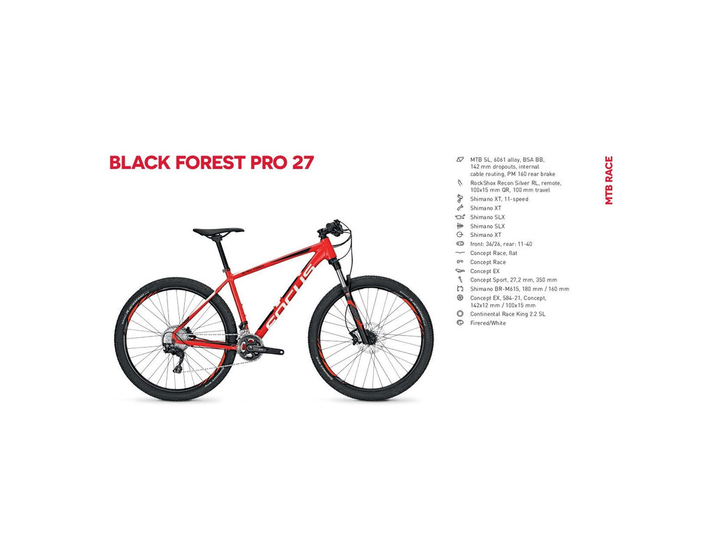 Focus Black Forest PRO 27