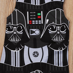 Darth Vader Romper - Your Baby's Closet